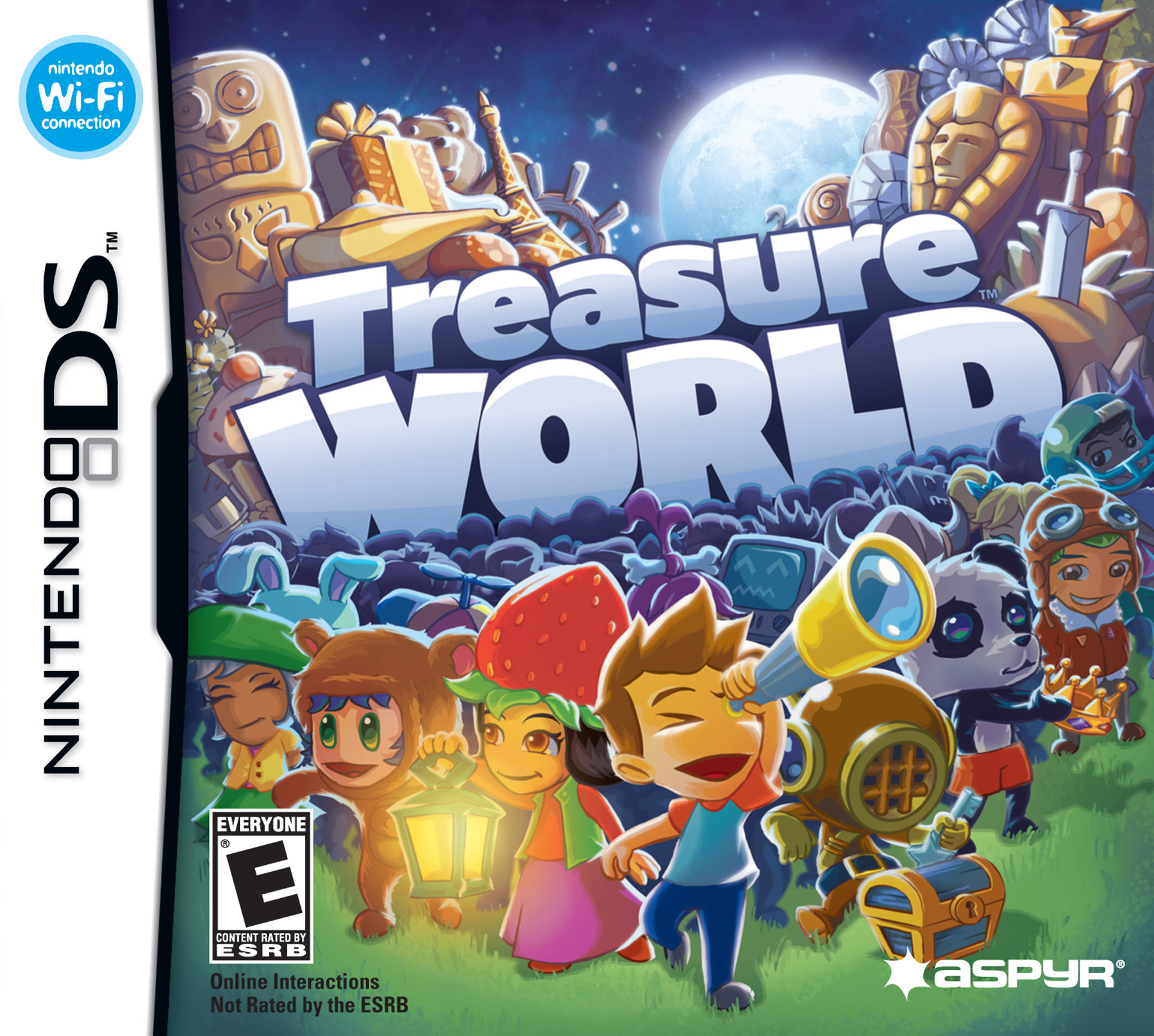 treasure world ds game the best free software for your pdbackup